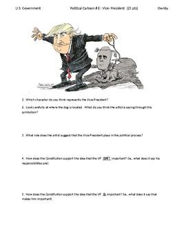Political cartoon # 8