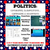 Politics: Evaluating Candidates - Debates, Platforms, Qualifications, & Bias