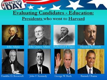 Politics: Evaluating Candidates - Debates, Platforms, Qualifications, & Bias