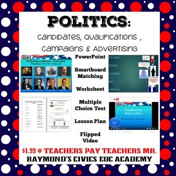 Politics: Evaluating Candidates - Debates, Platforms, Qual