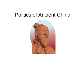 Politics of China: Dynasties Book Project