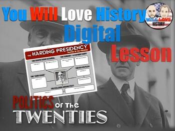 Politics of the Twenties Digital Activity