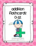 Polk A Dot Addition Flash Cards 0-12