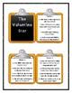 Polk Street School THE VALENTINE STAR * Discussion Cards