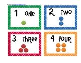 Polk-a-Dot Floor Numbers