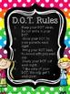 Polka D.O.T. Folder {Daily Organizational Tool} Parent Com