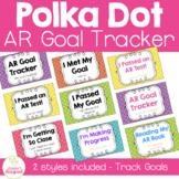 Polka Dot AR Goal Tracker Statements