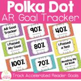 AR Goal Tracker Clip Chart - Polka Dot