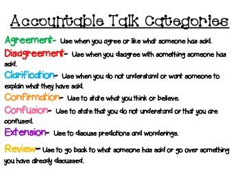 Polka Dot Accountable Talk Stems Kit