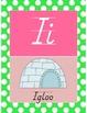 Polka Dot Alphabet Cards