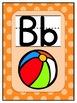 Polka Dot Alphabet Posters