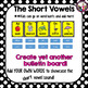 Polka Dot  Alphabet Posters! 2 Sizes! Vowels too!