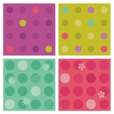 Polka-Dot Backgrounds, Commercial Use Allowed