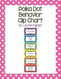 Polka Dot Behavior Clip Chart