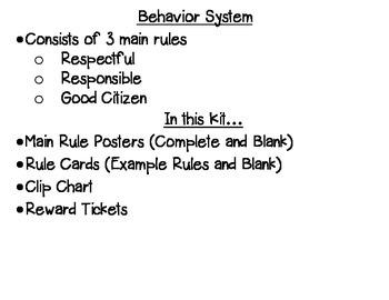 Polka Dot Behavior System