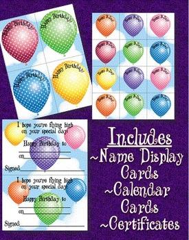Polka Dot Birthday Balloon Kit ~ 500 Followers Celebration Savings!
