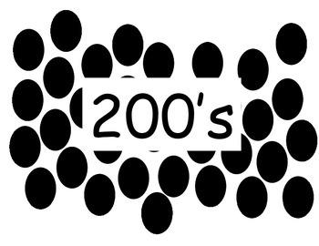 Polka Dot Black & White Lexile Labels Classroom Library