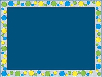Polka Dot Border Images