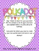 Polka Dot Buntings- Customize Your Own Banner!