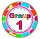 Polka Dots {Circle Table/Group Signs}