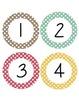 Polka-Dot Classroom Decor Pack