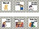 Polka Dot Classroom Library Labels {Characters, Authors, S