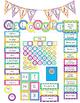 Polka Dot Classroom Theme Pack