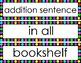 Polka Dot Classroom labels and alphabet