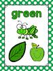 Polka Dot Color Posters-Classroom Decor