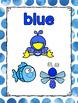 Polka Dot Color Posters (Watercolor)-Classroom Decor
