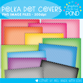 Polka Dot Covers - Graphics From the Pond