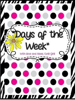 Polka Dot Days of the Week