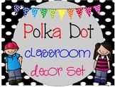 Polka Dot Decor