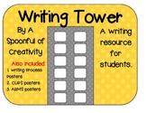 Polka Dot Design Writing Resource Bundle