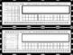 Polka Dot Desk Plates