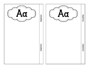 Polka Dot Draw and Write Dictionary
