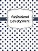 Polka Dot {Editable} Teacher Binder