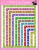 Polka Dot Borders Clip Art - Page Borders and Frames