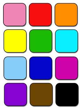 Polka Dot Frames and Borders clipart - Set 2