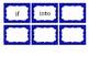 Polka Dot Fry's 1st 100 Word Cards