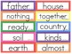Common Core Journey's Polka Dot High Frequency Word Cards