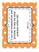 "Polka Dot ""I Can"" Statements-First Grade Common Core Math"