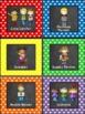 Polka Dot and Chalkboard Job Cards