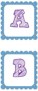 Polka Dot Labels Packet