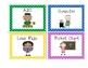 Polka Dot Learning Center Labels