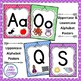 Polka Dot Literacy & Math Posters and Word Wall Cards Pack