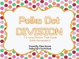 Polka Dot Long Division (With Remainders)