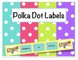 Polka Dot Music Labels