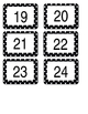Polka Dot Number Labels *Editable*