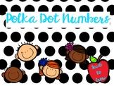 Polka Dot Numbers 0-9